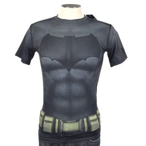 Batman DC Comics Under Armour Heatgear Compression